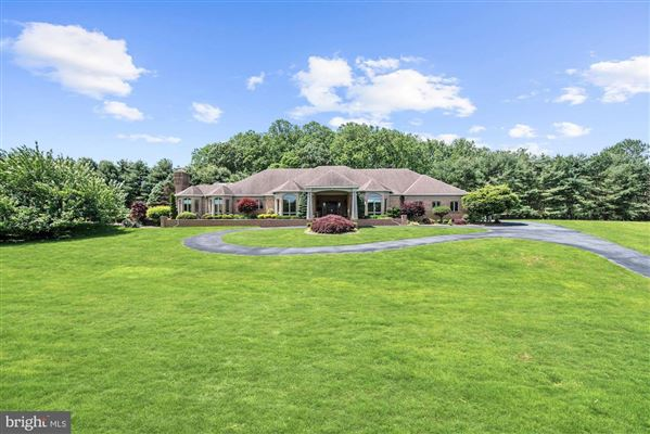 Luxury homes in A perfect setting on over five acres