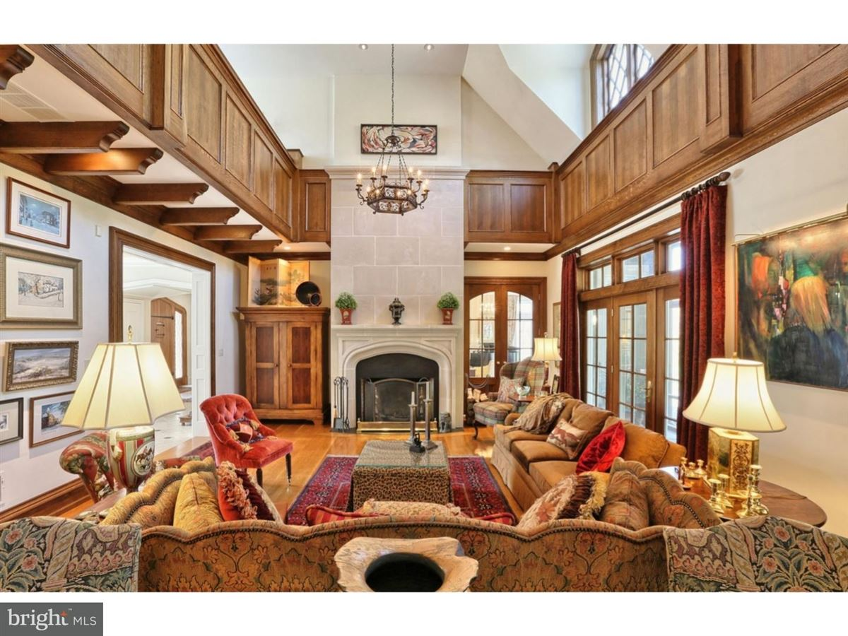 Luxury homes Foxwynd - English Country estate on over 4 acres