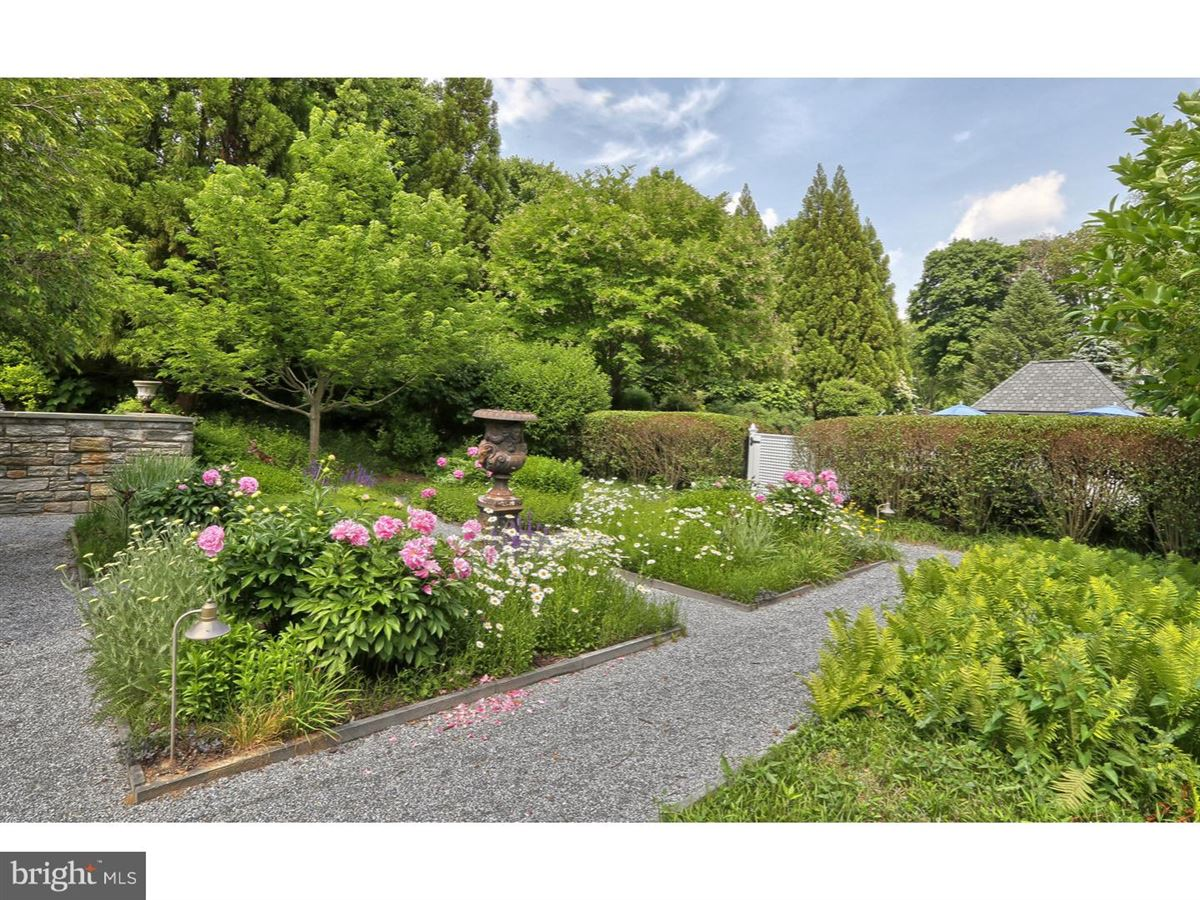 Foxwynd - English Country estate on over 4 acres luxury real estate