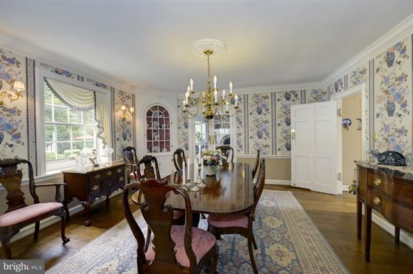 maintained manor home  luxury real estate