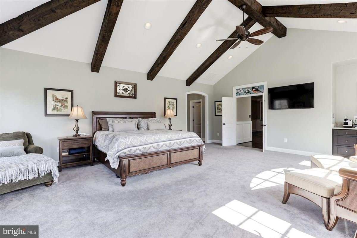 Luxury homes in distinctive custom luxury estate on 18 acres