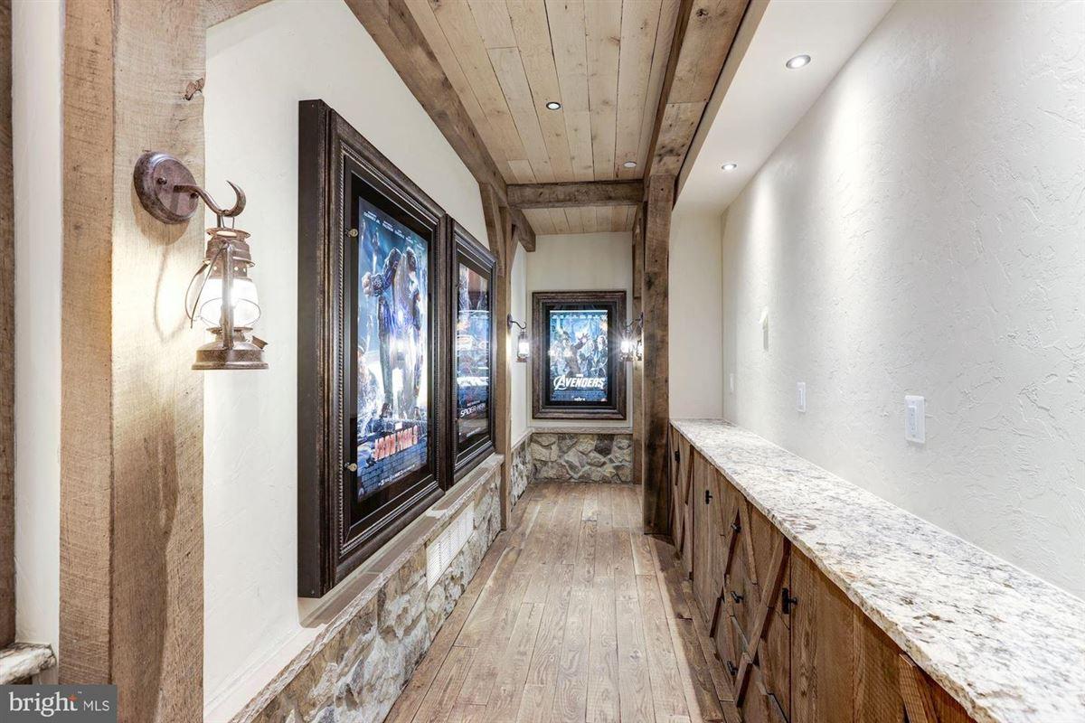 Mansions in distinctive custom luxury estate on 18 acres
