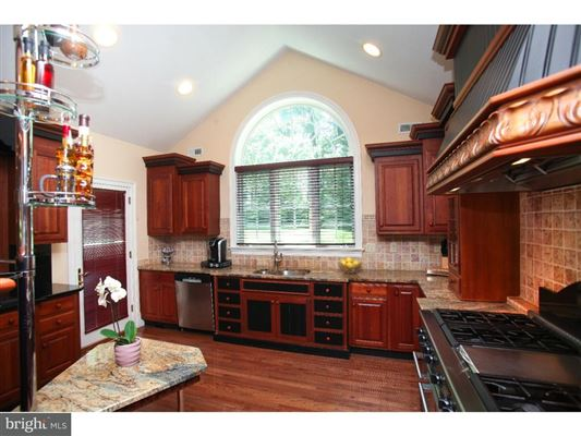 Luxury homes rare Inverness stone and stucco Colonial