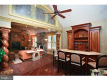 rare Inverness stone and stucco Colonial luxury real estate