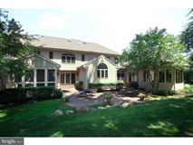 rare Inverness stone and stucco Colonial luxury homes