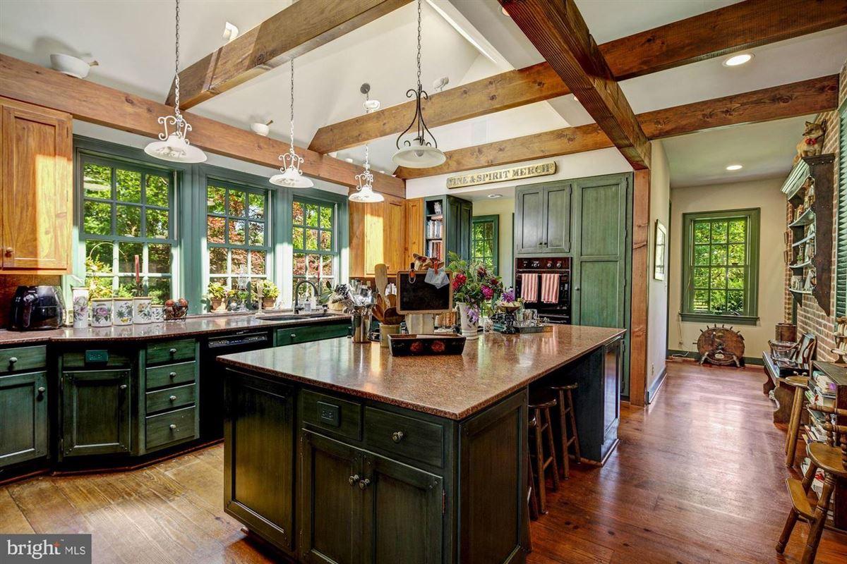Luxury real estate Hickory Ridge