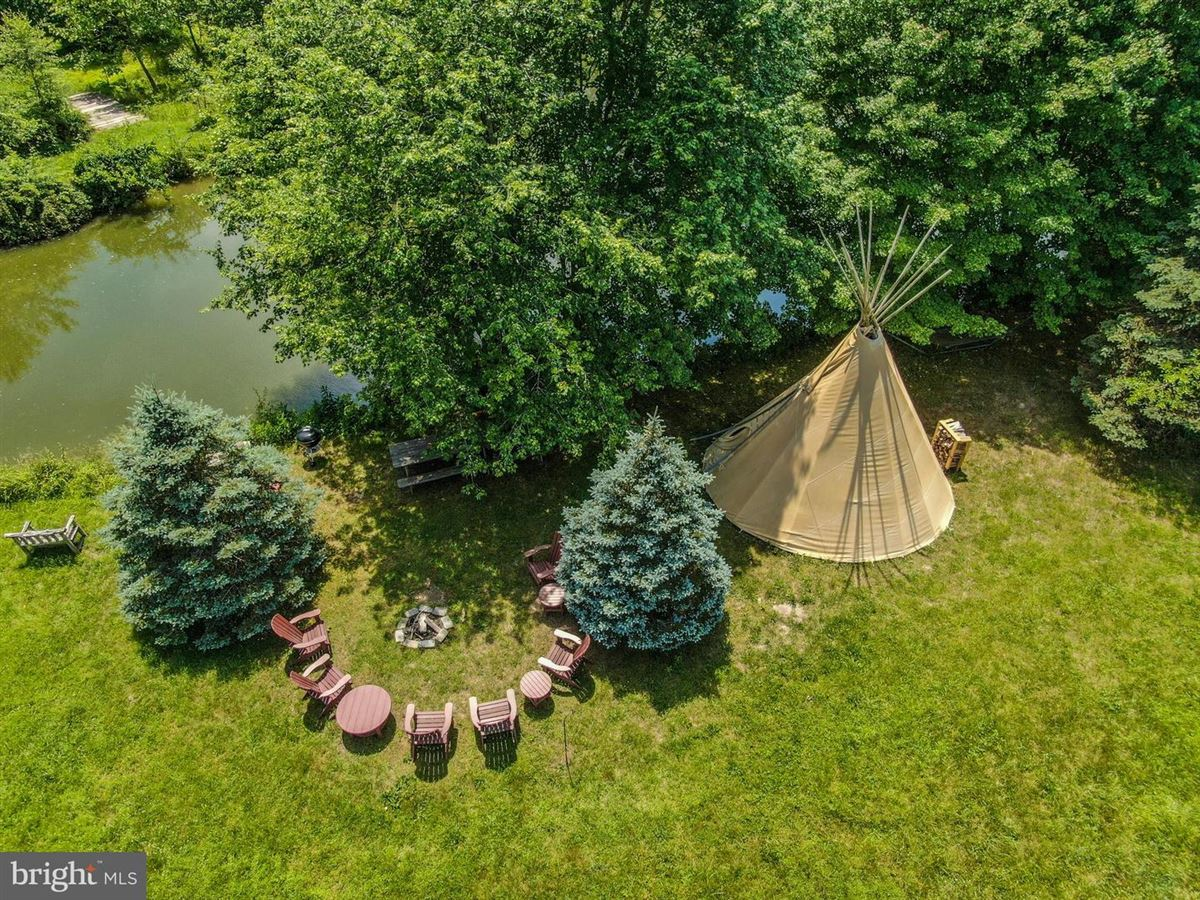 Luxury homes in Hickory Ridge