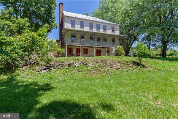 Historic Noah Rohrbach Farm luxury real estate