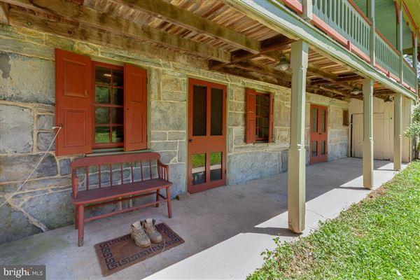 Historic Noah Rohrbach Farm luxury homes