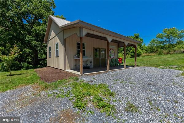 Mansions in Historic Noah Rohrbach Farm