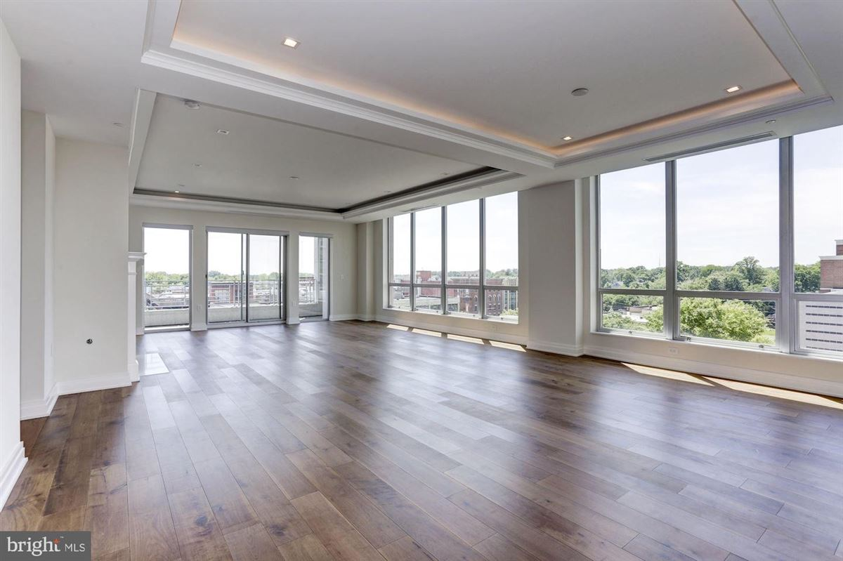 Luxury homes immaculate penthouse-level two bedroom in The Lauren