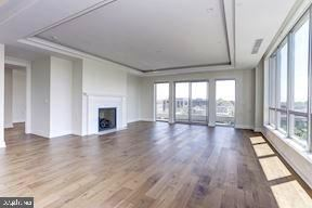 immaculate penthouse-level two bedroom in The Lauren luxury homes