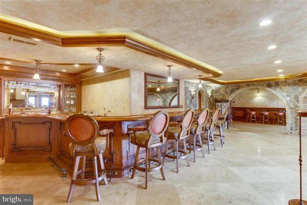 custom home with panoramic golf and lake views luxury homes
