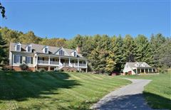 lovely home on 22 rolling acres luxury properties