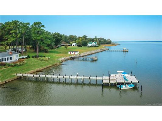 Luxury real estate magnificent views of the Rappahannock River