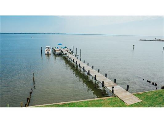 magnificent views of the Rappahannock River luxury real estate