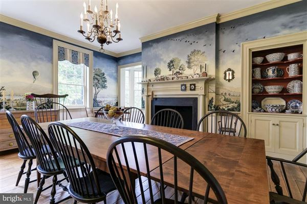 Luxury homes east oaks - historic Poolesville property