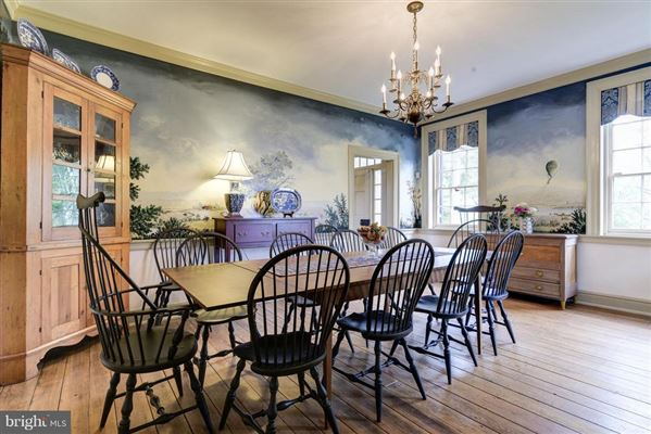 Luxury real estate east oaks - historic Poolesville property