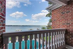 this grand estate offers expansive broad bay views luxury homes