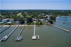 this grand estate offers expansive broad bay views luxury real estate