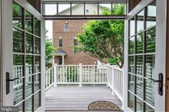 Luxury properties Move-in ready all brick luxury townhome