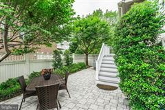 Luxury homes in Move-in ready all brick luxury townhome