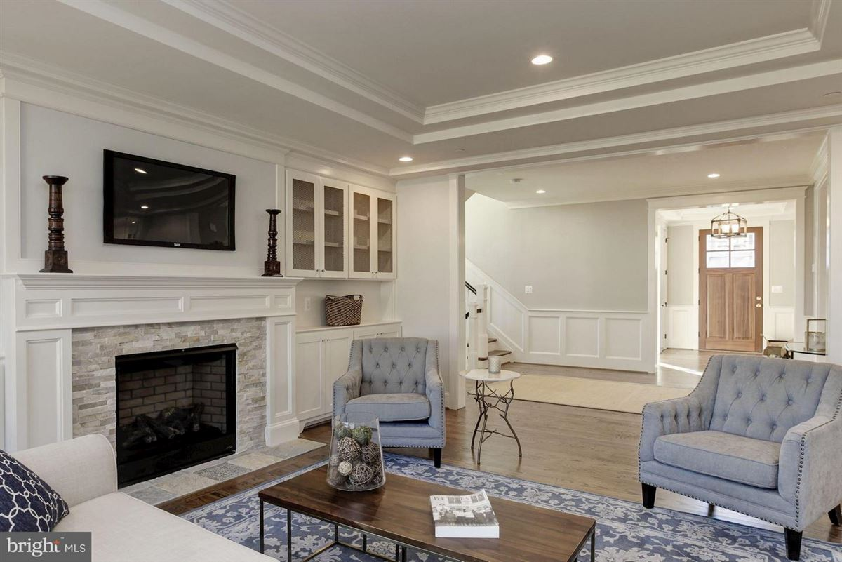 Luxury properties new home with Superior craftsmanship at every turn