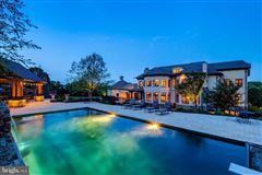 Luxury real estate custom masterpiece with breathtaking vistas