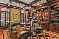 Luxury homes Stunning Custom Home on the 13th Fairway in Founders Bridge