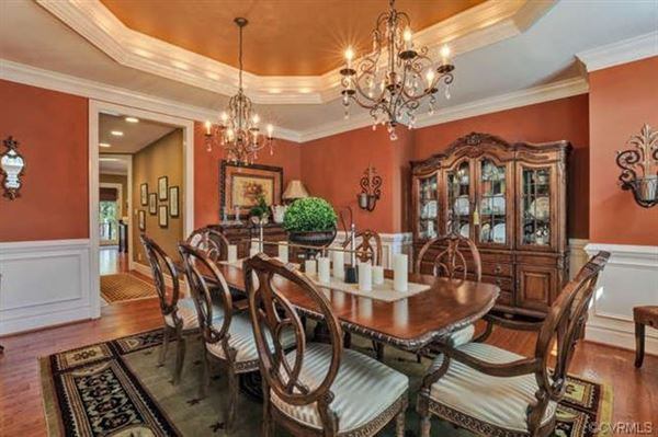 Luxury homes in Stunning Custom Home on the 13th Fairway in Founders Bridge