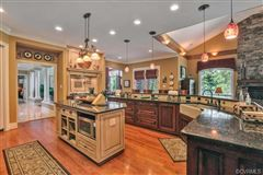 Stunning Custom Home on the 13th Fairway in Founders Bridge mansions