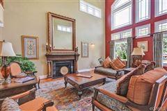 Stunning Custom Home on the 13th Fairway in Founders Bridge luxury properties