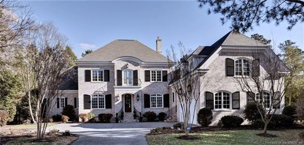 Delightful ELEGANT WATERFRONT HOME IN WILLIAMSBURG | Virginia Luxury Homes | Mansions  For Sale | Luxury Portfolio
