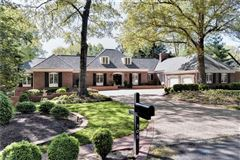 Luxury real estate French country home in kingsmill