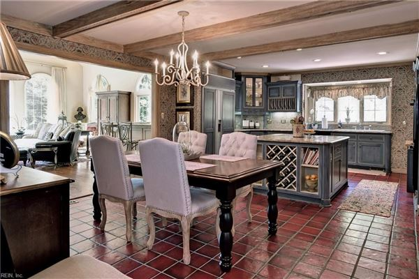 Mansions French country home in kingsmill