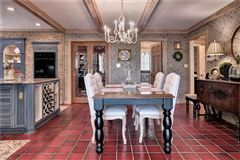 Luxury homes French country home in kingsmill