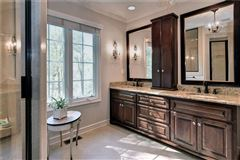 French country home in kingsmill luxury homes