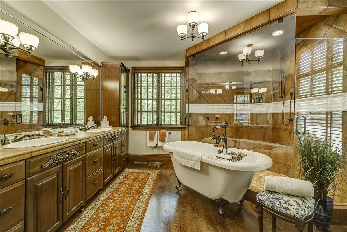 Luxury real estate Private mountain retreat