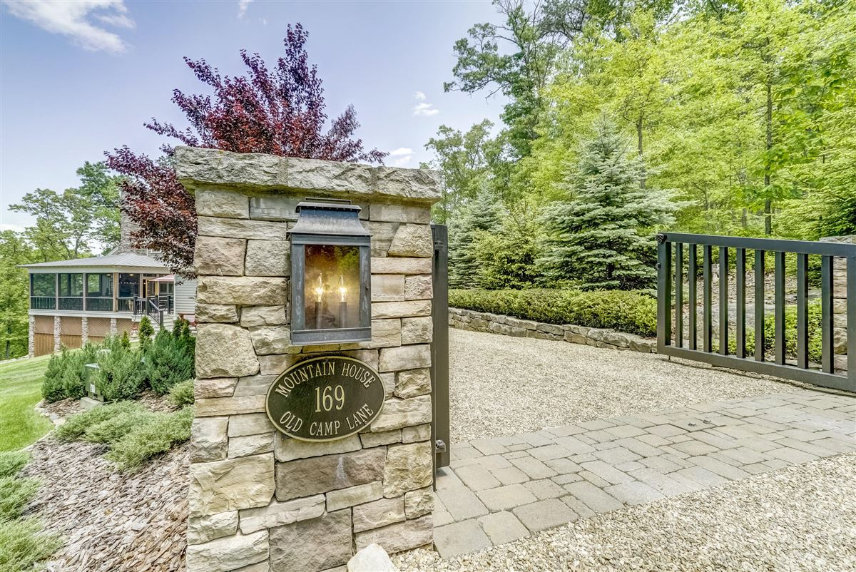 Private mountain retreat luxury real estate
