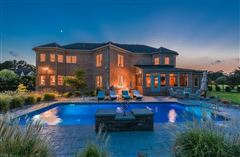Mansions European style Estate Home