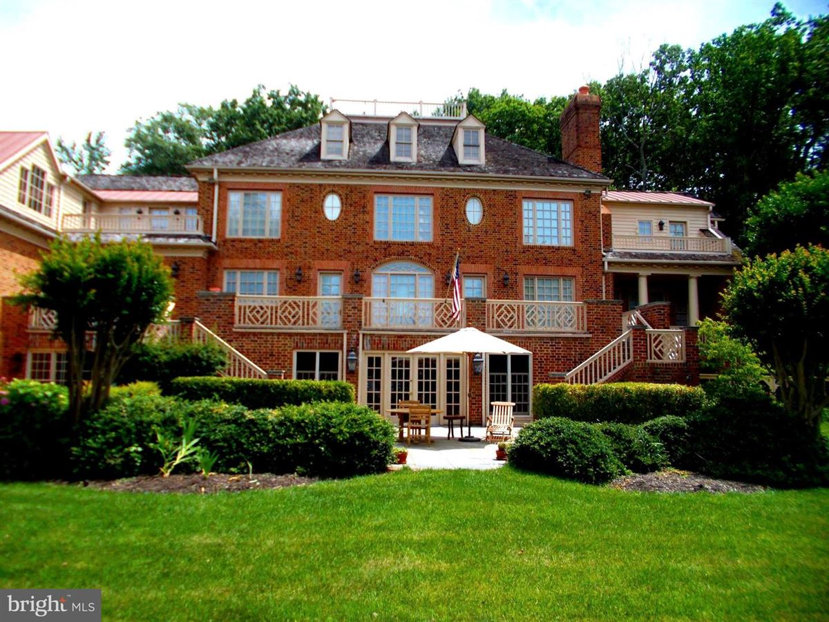 Luxury homes in Gorgeous Colonial offers sweeping water views