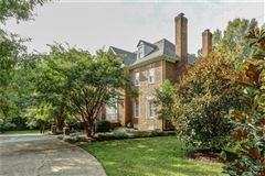 Mansions gorgeous brick home in Rivergate