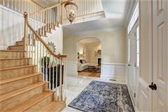 Luxury homes in gorgeous brick home in Rivergate