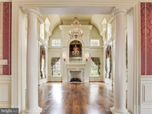 Luxury properties impressive Provincial style estate