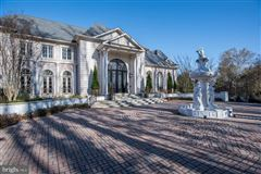 timeless Chateau style masterpiece mansions