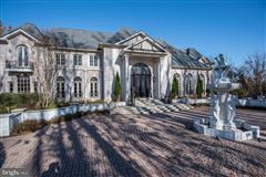 Luxury homes in timeless Chateau style masterpiece