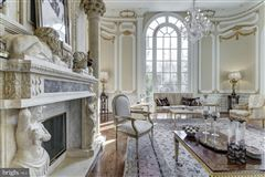 Mansions in timeless Chateau style masterpiece
