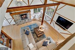 stunning post and beam home in private setting  luxury homes