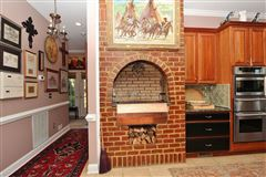 Exquisite brick estate with guest cottage luxury properties