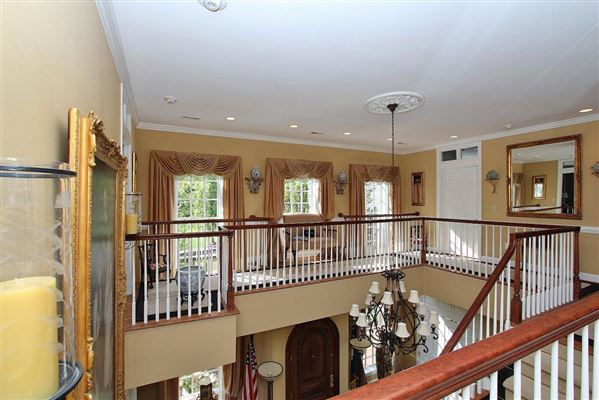 Luxury properties Exquisite brick estate with guest cottage